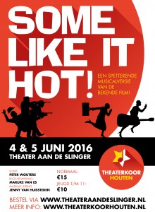 Some Like it Hot 2016