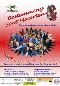 Poster bestemming Sint Maarten web