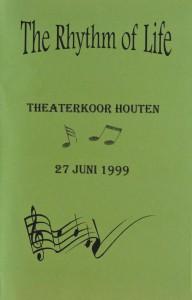 TKH The Rhythm of Life 1999  poster